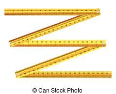 Folding ruler Stock Illustrations. 391 Folding ruler clip art.
