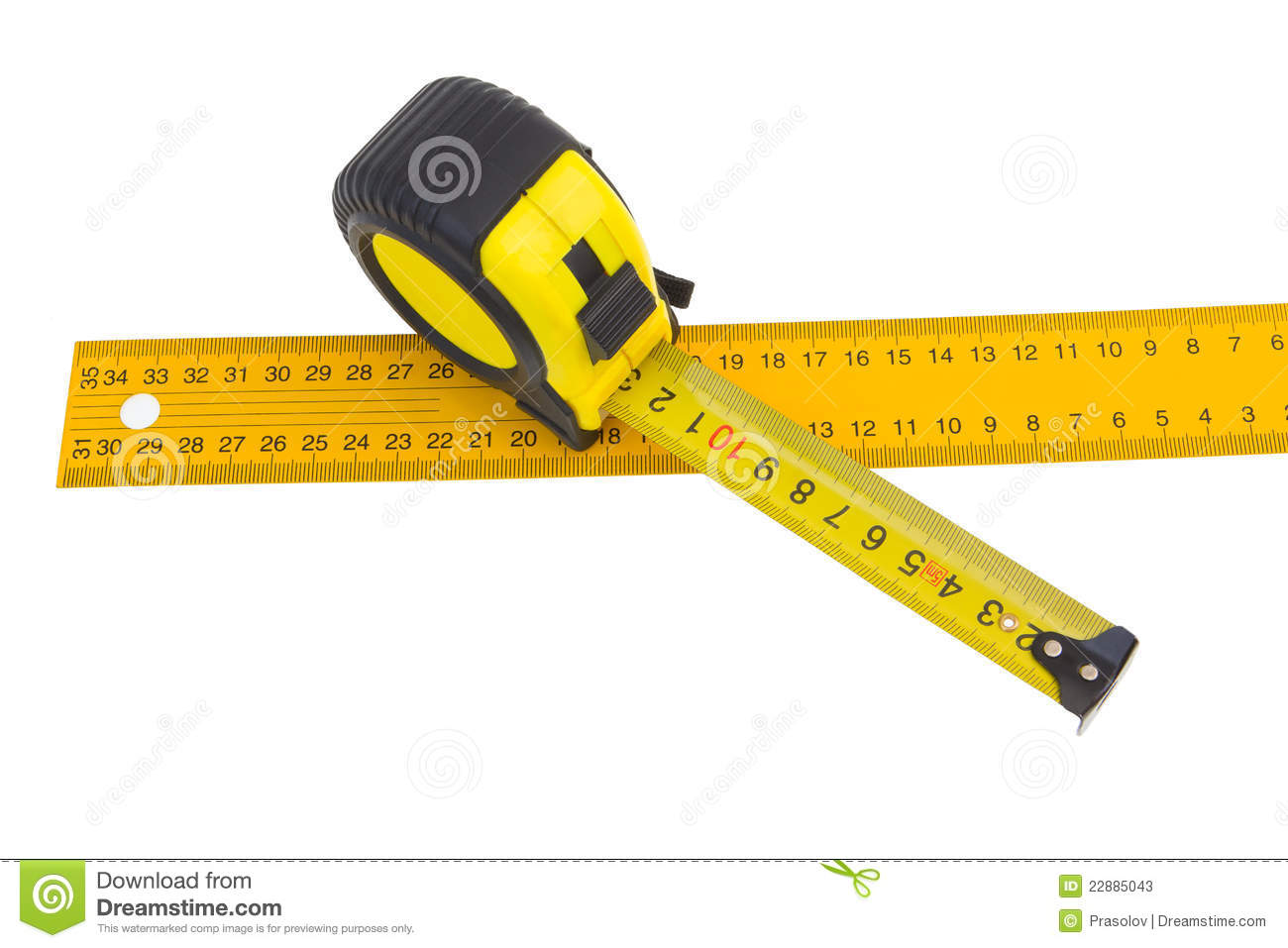 Clipart yardstick.