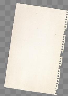 A Folha De Papel Em Branco Png, Vetores, PSD e Clipart Para Download.