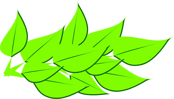 Spring Leaves Clip Art at Clker.com.