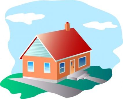 Haus cliparts kostenlos.