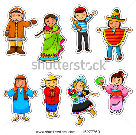 National Costume Stock Vectors, Images & Vector Art.
