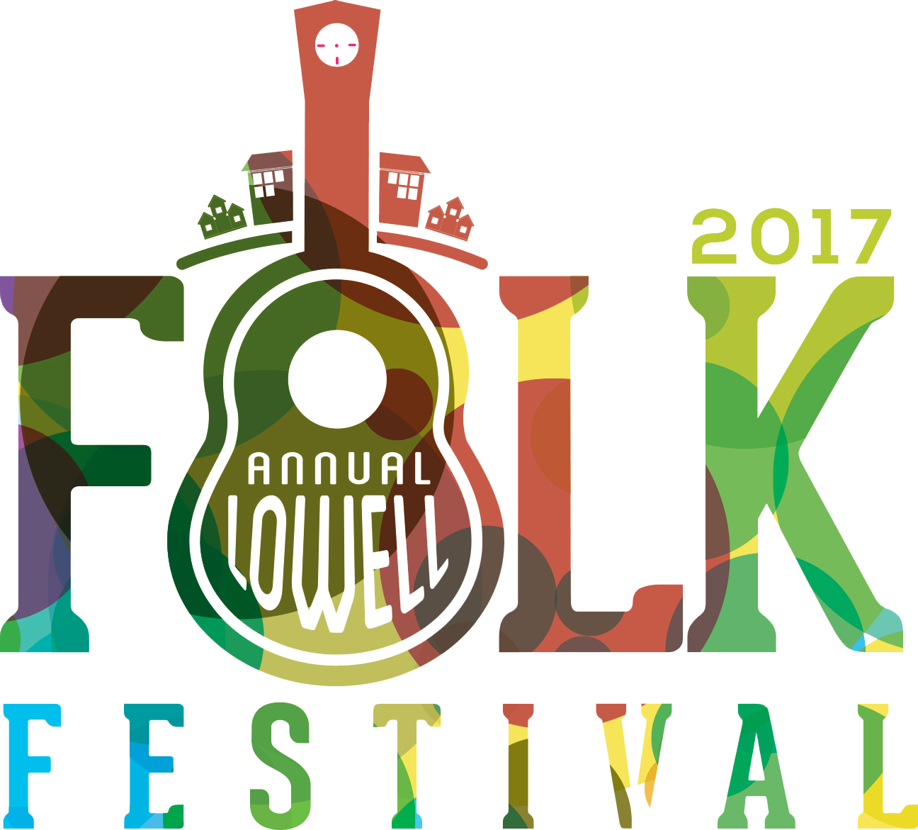 The Lowell Folk Festival 2017.