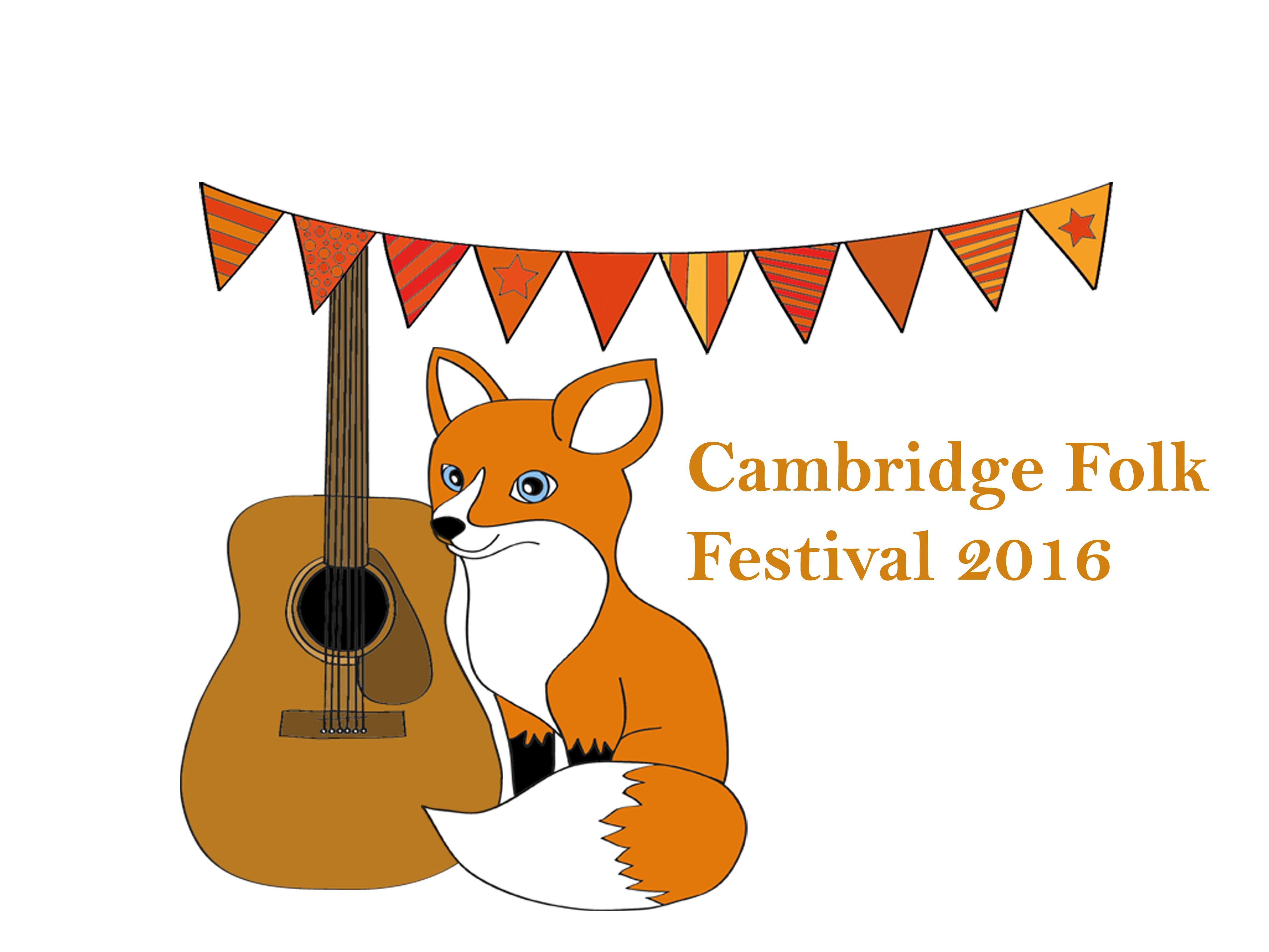 Cambridge Folk Festival T.