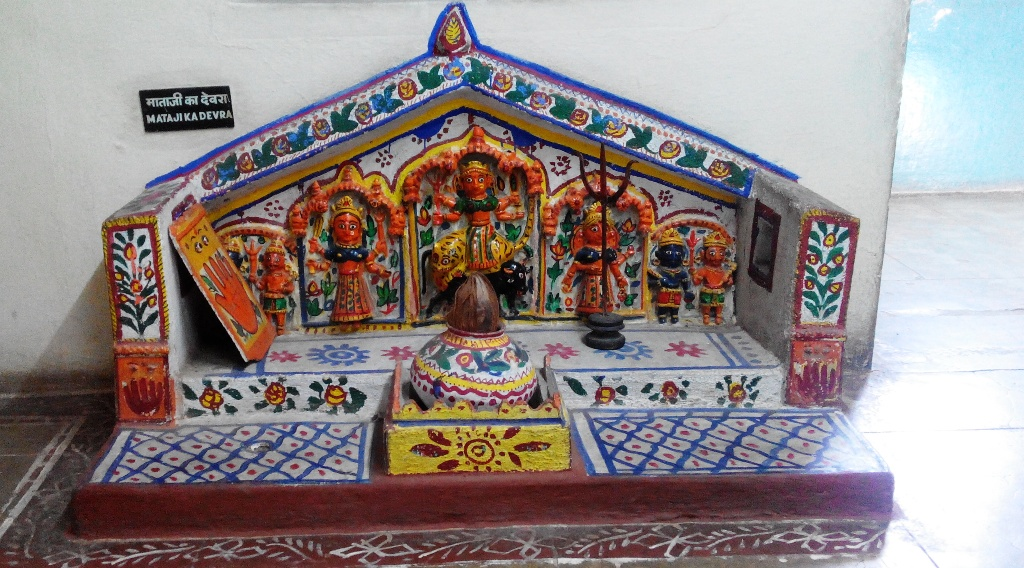 Bharatiya Lok Kala Mandal or Folklore Museum, Udaipur.