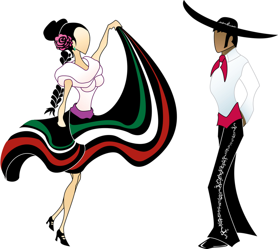 Folklorico Clipart (88+ images in Collection) Page 2.