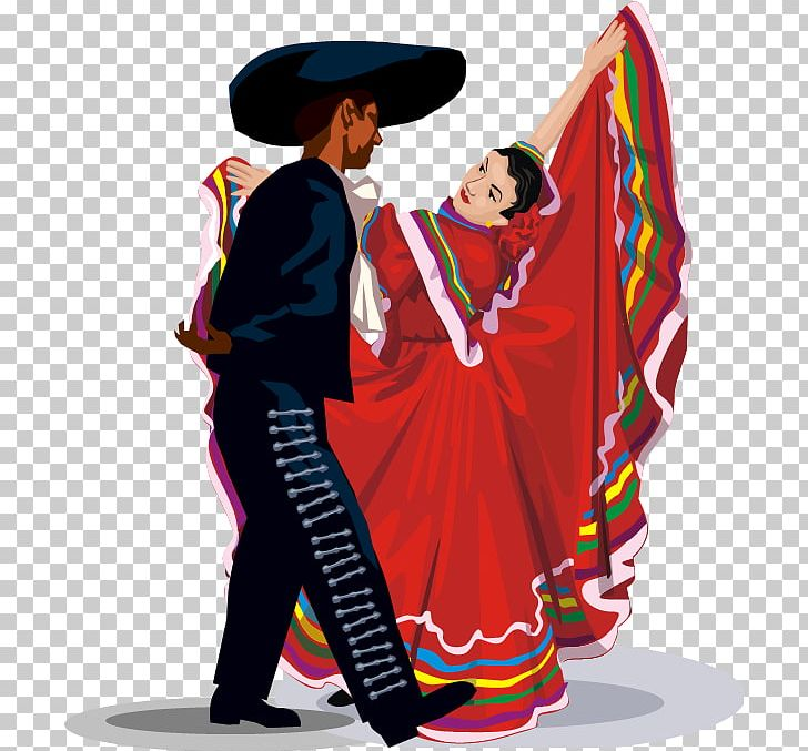 Folk Dance Of Mexico Baile Folklorico Folk Dance Of Mexico PNG.