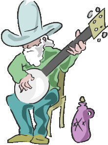 Gallery For > Folk Music Clipart.