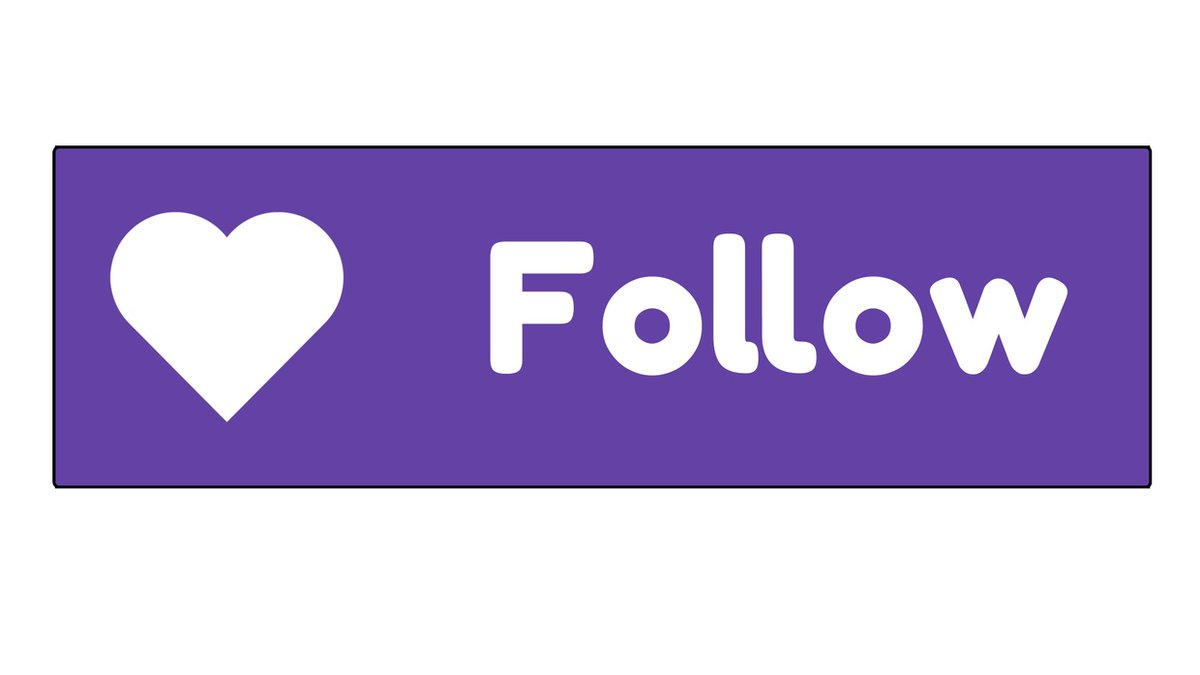 Twitch Follow Button Png (94+ images in Collection) Page 2.
