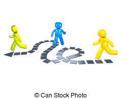Follow leader Stock Illustrations. 3,902 Follow leader clip art.