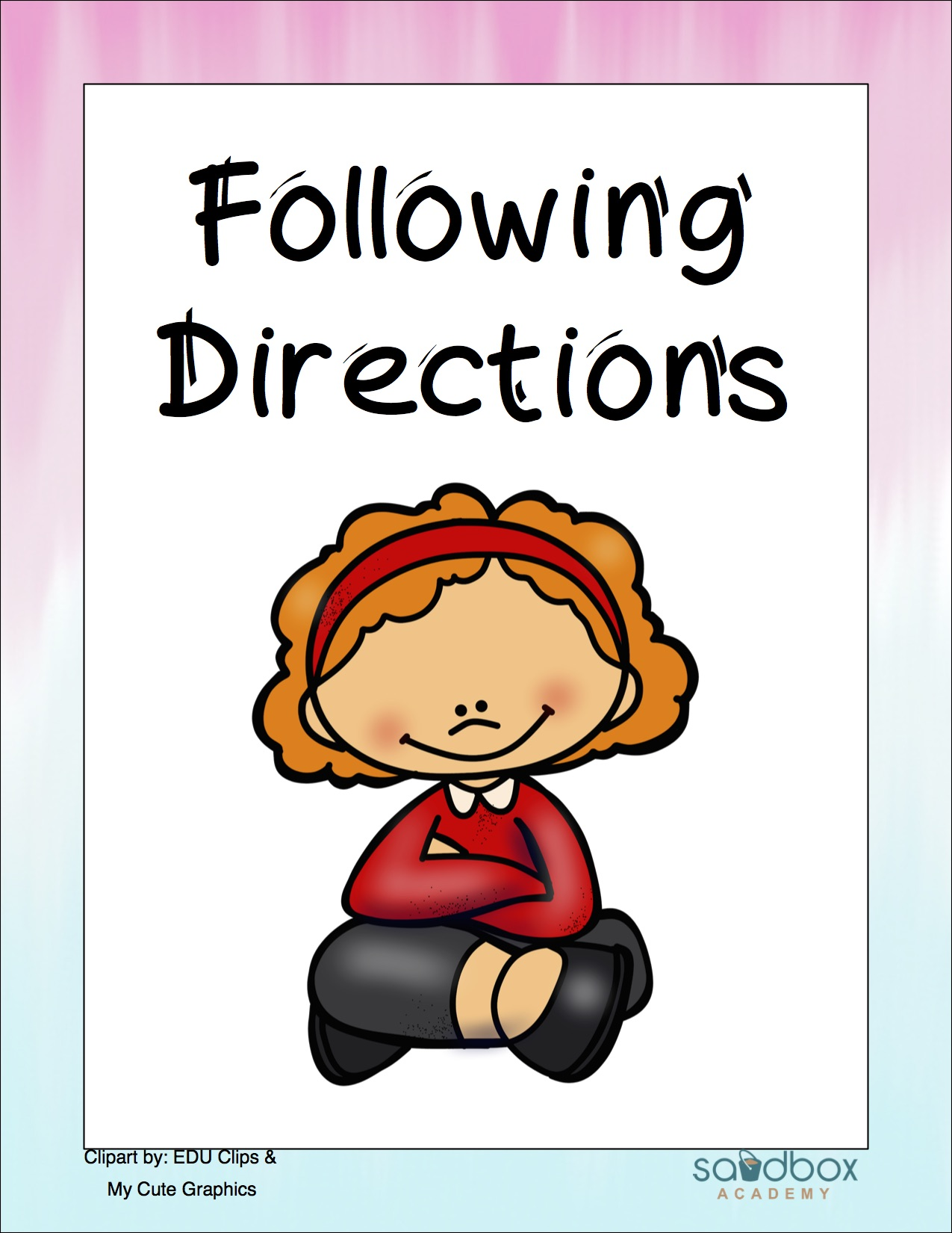 follow direction Following directions social story sand academy llc.