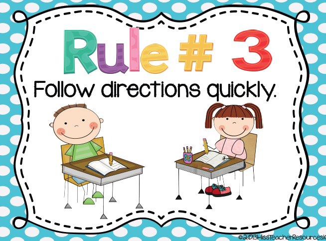 Follow directions quickly clipart clipartxtras png.