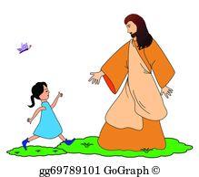 Follow Jesus Clip Art.
