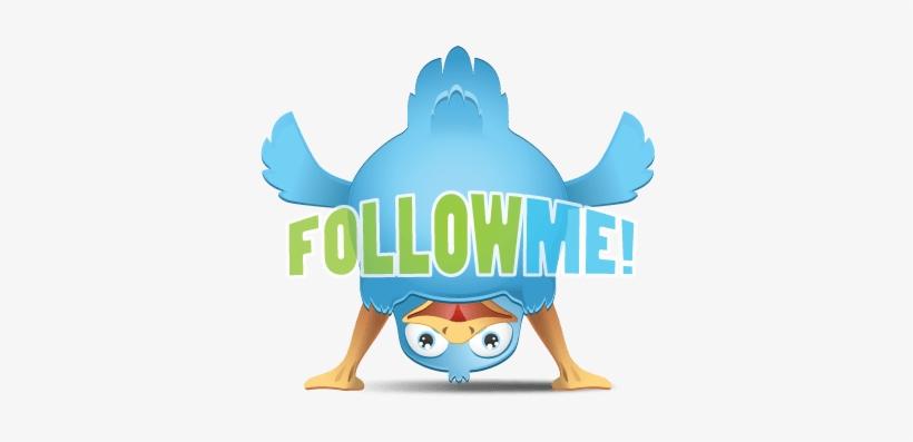 Twitter Follow Me.