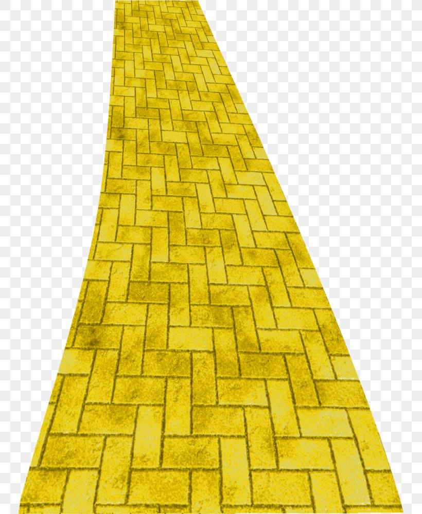 Dorothy Gale Yellow Brick Road Land Of Oz Clip Art, PNG.