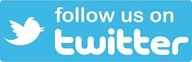 follow us on twitter clipart #4