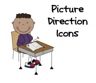 Follow directions cliparts png.