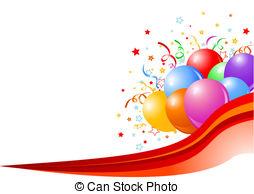Balloons Clip Art Vector Graphics. 179,631 Balloons EPS clipart.