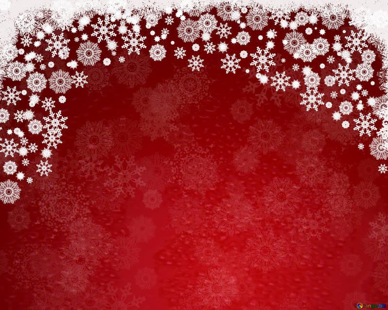 Fondos de navidad fondo de navidad rojo clipart № 40659.