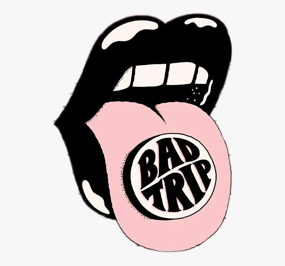 rad #skull #tough #cool #tumblr #rollingstones #lips.