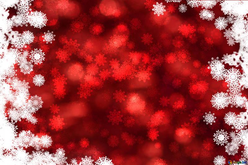 Fondos de navidad fondo de navidad rojo clipart № 40707.