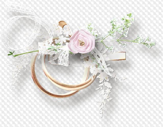 160 PNG, anillos de bodas y anillos con piedras en fondo transparente.
