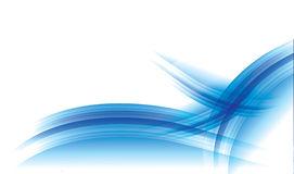 Fondo azul de la energía ilustración del vector. Ilustración de.