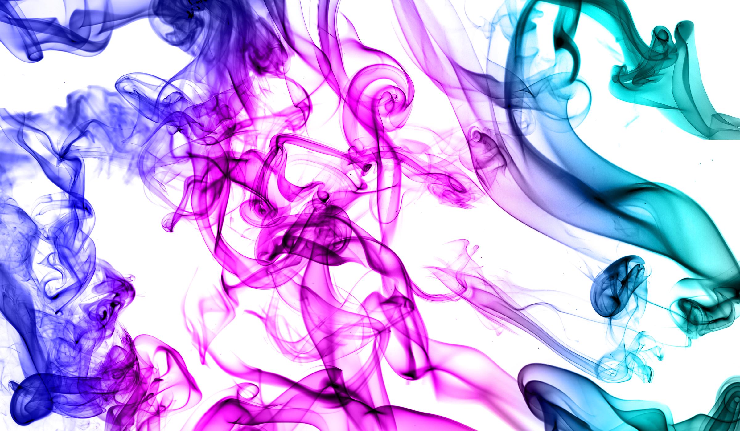 Smoke Hd Wallpaper.