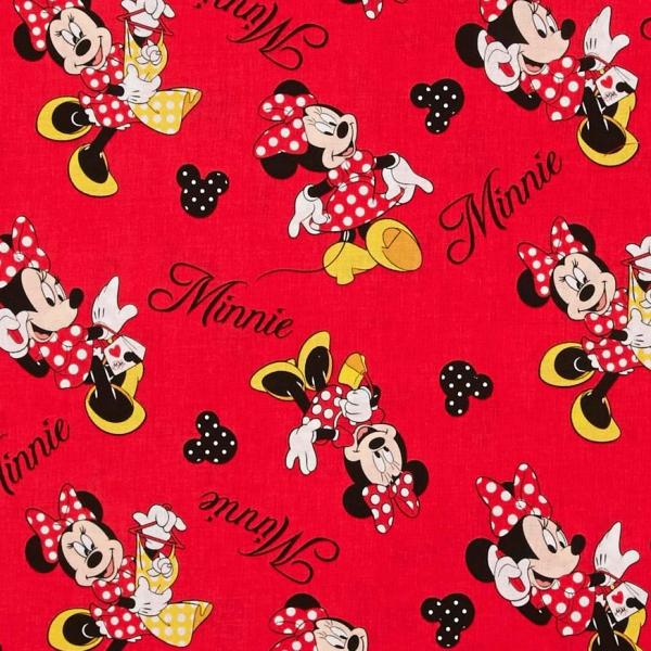 Fondos de Minnie Mouse rojos.