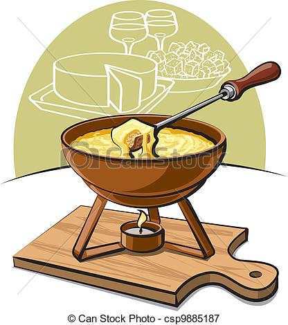 Fondue Illustrations and Stock Art. 381 Fondue illustration and.