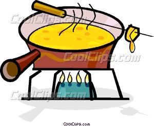 fondue Vector Clip art.