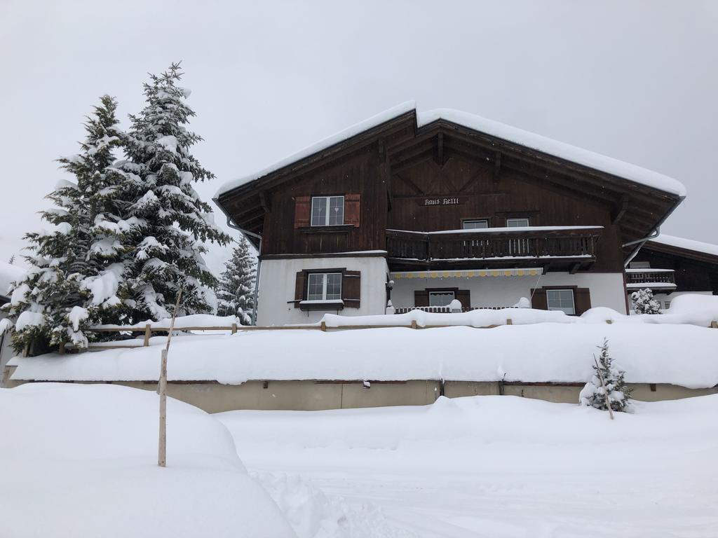 Apartment Haus Helli, Berwang, Austria.