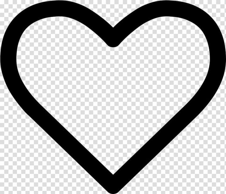 Heart Font Awesome Computer Icons Font, heart transparent.