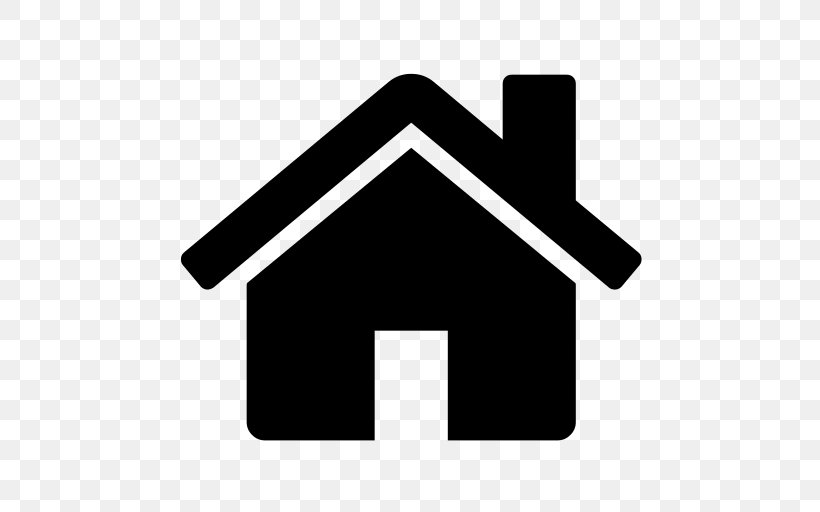 Font Awesome House Icon Design Clip Art, PNG, 512x512px.