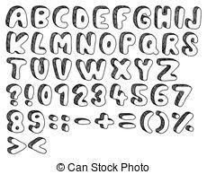 Doodle font Illustrations and Stock Art. 21,900 Doodle font.