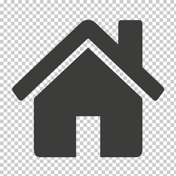 Font Awesome Computer Icons House Font, Address, black home.