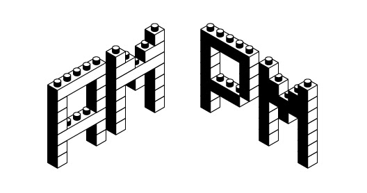 Research Project: Lego Font Creator.