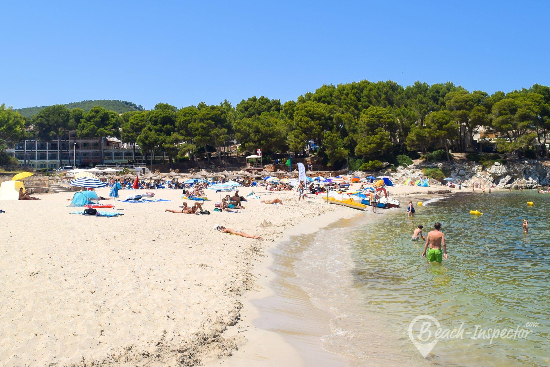 Beach holiday Majorca.