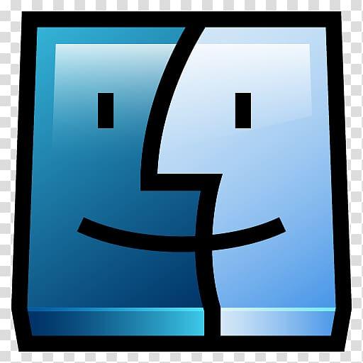 Apple application icon, symbol font, Finder transparent.