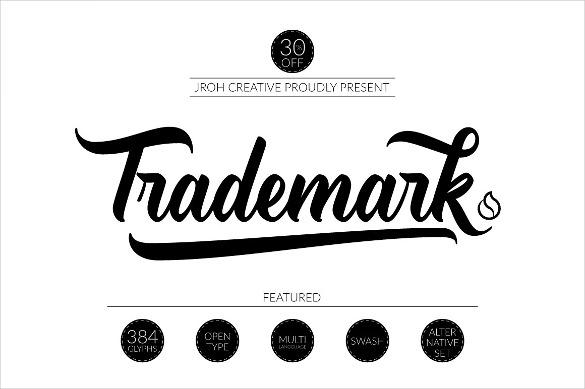55+ Best Logo Fonts.