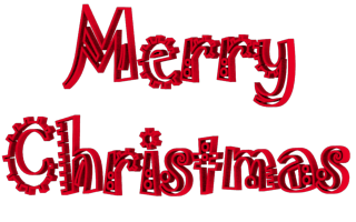 Free Clipart Christmas Fonts.