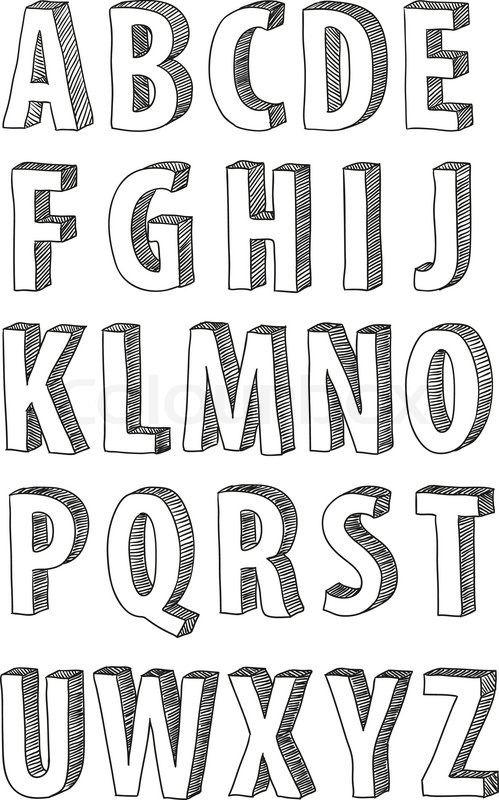 1000+ ideas about Doodle Fonts on Pinterest.