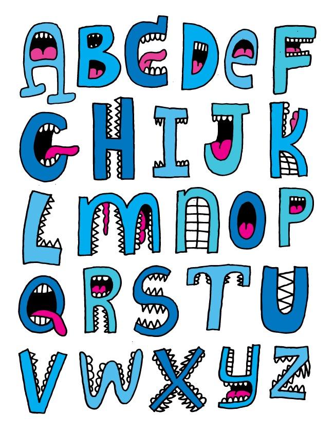 1000+ ideas about Cute Fonts Alphabet on Pinterest.