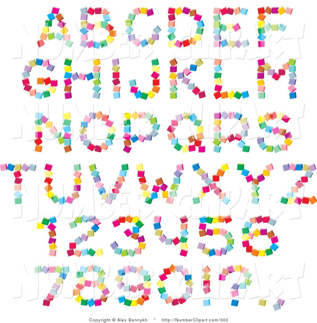 Clipart Fonts.
