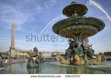 Place De La Concorde Stock Photos, Royalty.