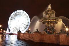 Fountain Concorde Square Paris Stock Photos, Images, & Pictures.