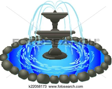 Fountain Clip Art and Illustration. 4,036 fountain clipart vector.