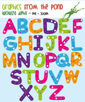 Fonts clipart free.