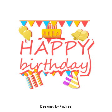 Birthday Clipart, Download Free Transparent PNG Format Clipart.