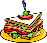 Free Food Clipart & Animations.